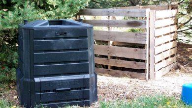 fabriquer son composteur en bois