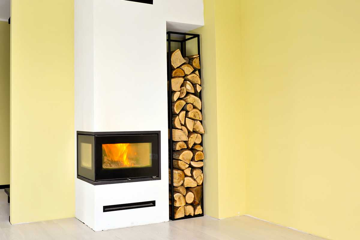 moderniser sa cheminée avec un insert