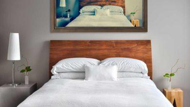 quelle couleur de mur pour une chambre en merisier